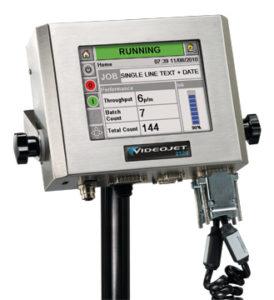 Εκτυπωτής χαμηλής ανάλυσης Videojet® 2120